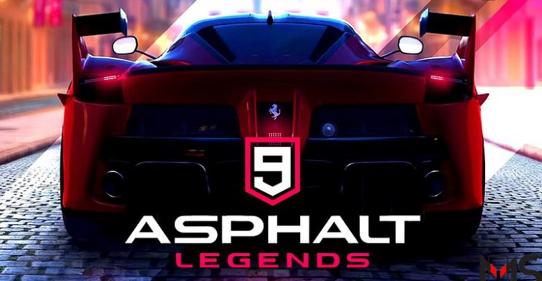 متطلبات تشغيل لعبة asphalt 9 للكمبيوتر 2020