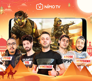 تحميل تطبيق نيمو Nimo TV للاندرويد 2021